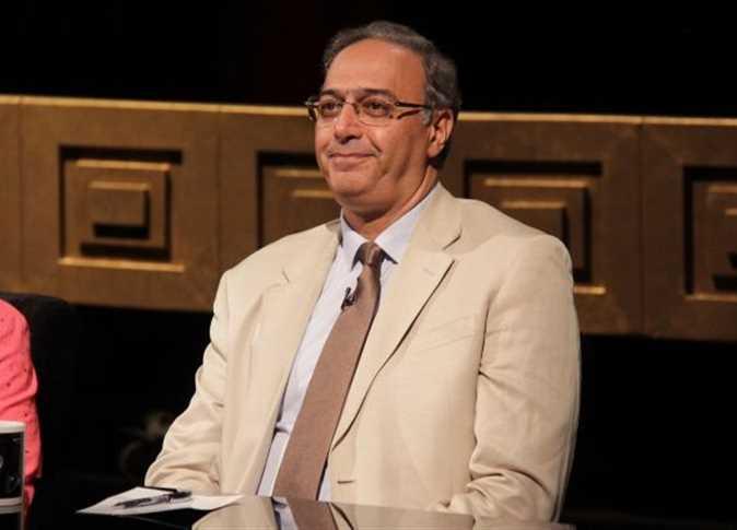 الدكتور سعيد المصرى أستاذ علم الاجتماع