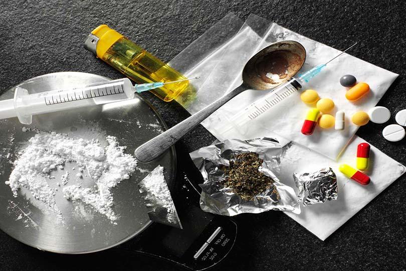 مخدرات