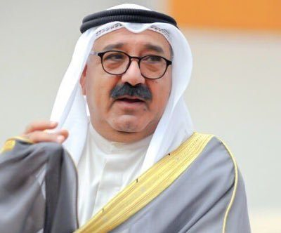 الشيخ ناصر صباح الأحمد الجابر الصباح