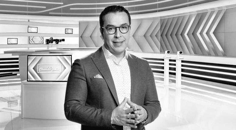 الإعلامي صلاح الدين الغماري