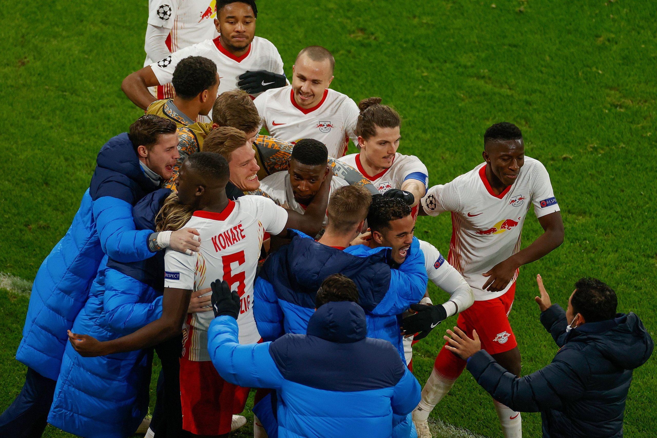 لابيزيج يتأهل لدور الـ16 بأبطال أوروبا