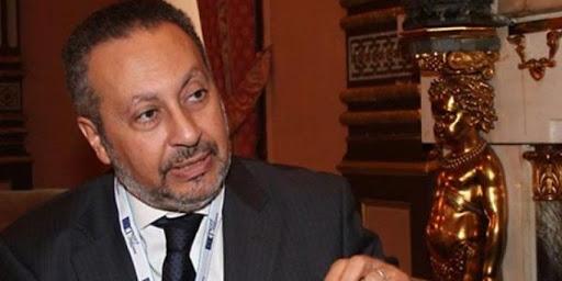 الدكتور ماجد عثمان الرئيس التنفيذى لمركز بصيرة