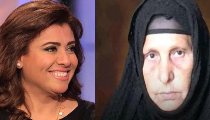 نشوى مصطفى وسيدة الكرم