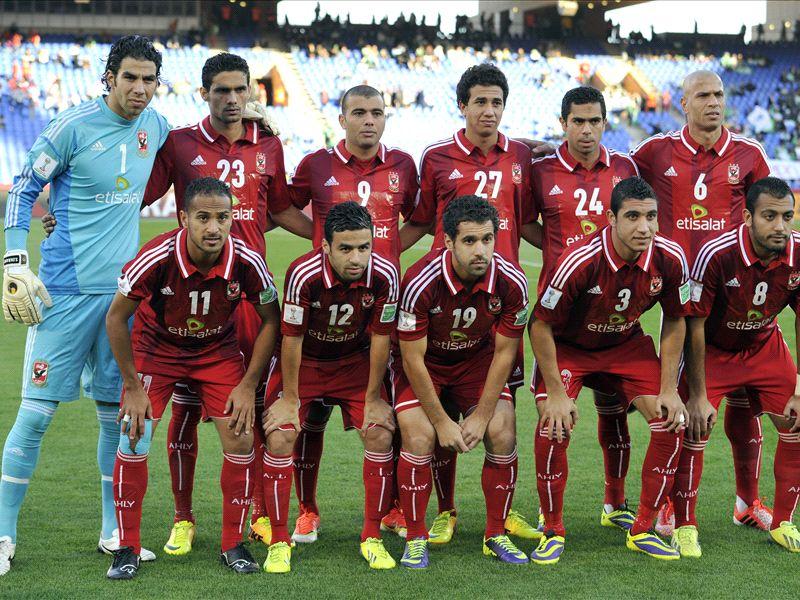 الأهلي في مونديال المغرب 2013