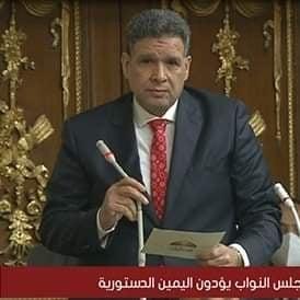 النائب مصطفى الكحيلى