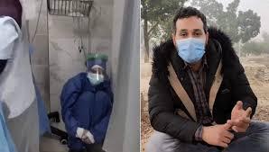 مصور فيديو مستشفى الحسينية