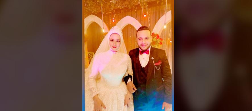 محمد مرعي وزوجته
