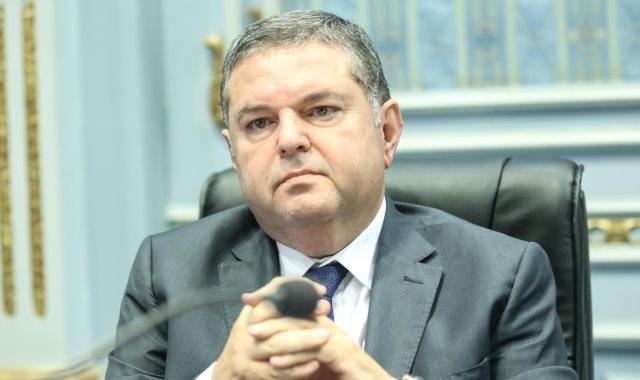 الدكتور هشام توفيق وزير قطاع الأعمال