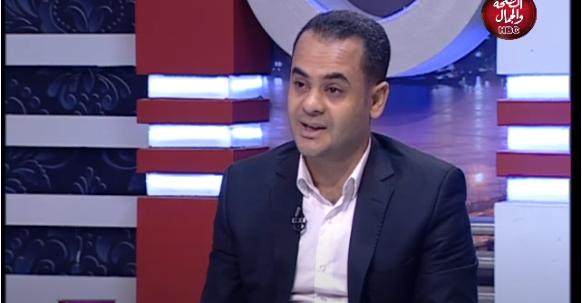 وليد ناجي، رئيس التحرير التنفيذي لموقع اليوم