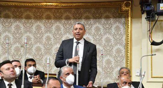المستشار أحمد سعد الدين، وكيل مجلس النواب