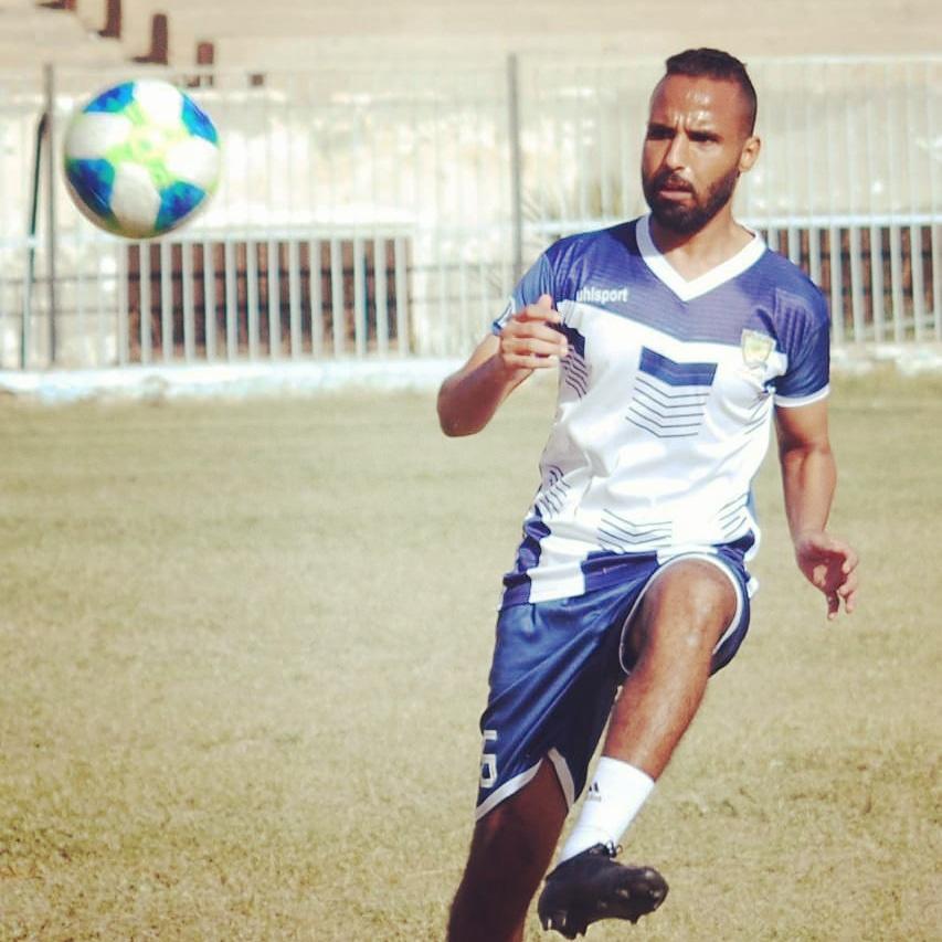 أحمد رشدي، لاعب نادي قنا