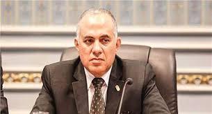 الدكتور عبد العاطى وزير الموارد المائية والري