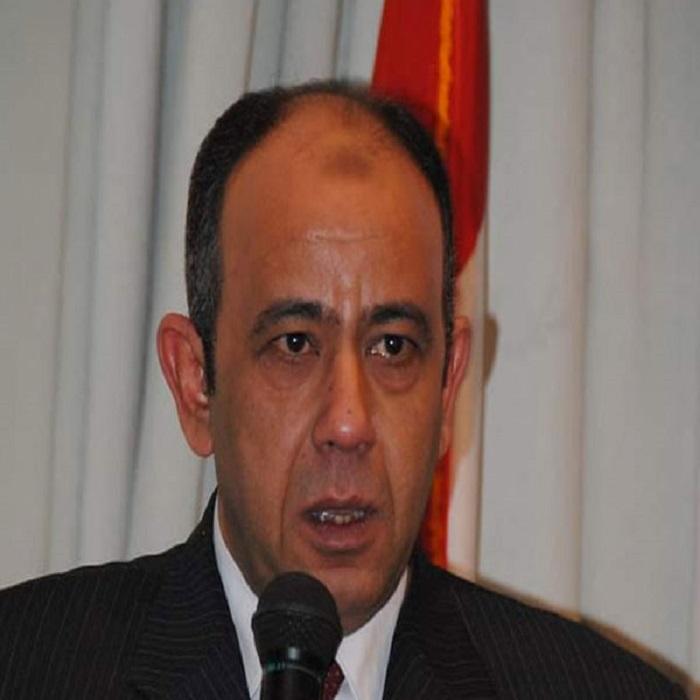 الدكتور أحمد جلال عميد كلية الزراعة بجامعة عين شمس