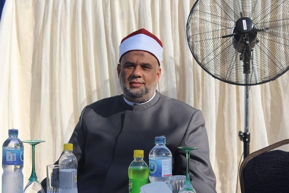 الشيخ مصطفى حسين أحد علماء الأزهر الشريف