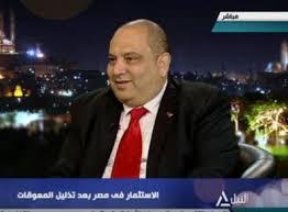 المستشار عادل المسلماني رئيس المجلس العربي الصيني