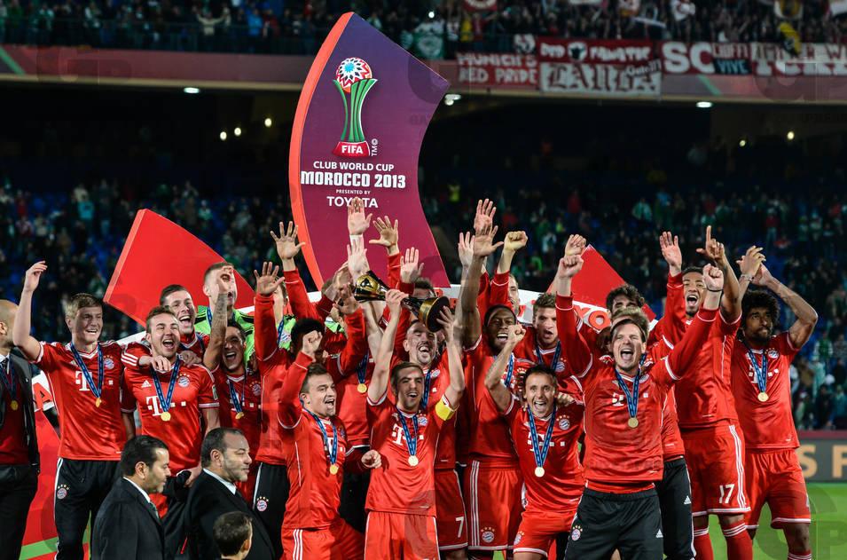 بايرن ميونخ بطل كأس العالم للأندية 2013