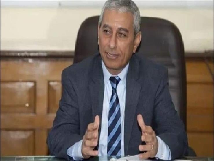 جمال ياقوت رئيس مصلحة الضرائب