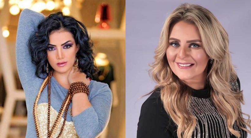 رانيا محمود ياسين وحورية فرغلي