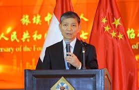 لياو ليتشيانج، سفير الصين بالقاهرة