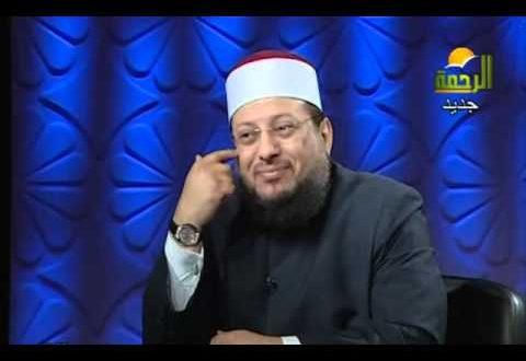 محمد الزغبي عالم أزهري