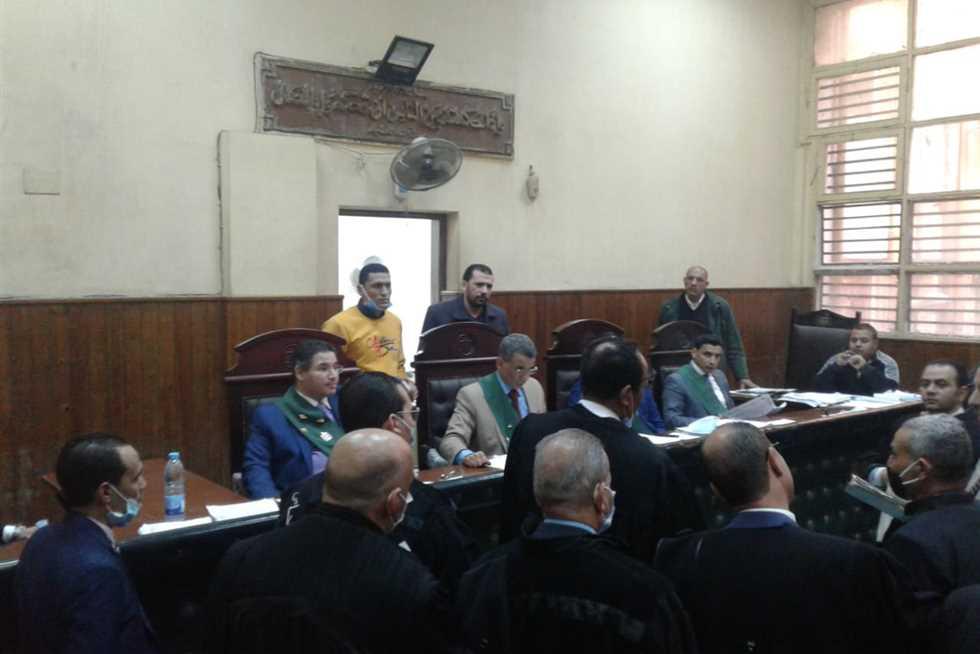هيئة محكمة جنايات المنيا