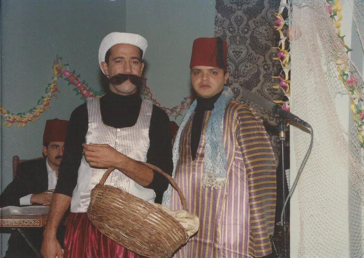 أشرف عبدالباقي ومحمد هنيدي