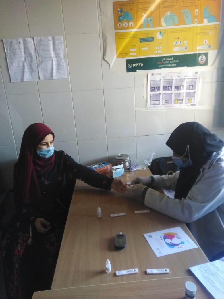 مبادرة قوائم الانتظار بصحة المنيا