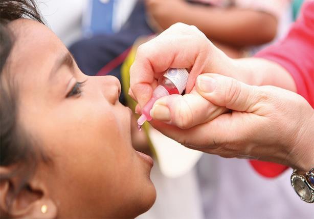 حملة للتطعيم ضد شلل الأطفال