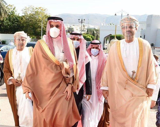 مشاورات عُمانية سعودية