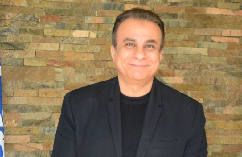 علاء وحيد المتحدث باسم النادي الإسماعيلي