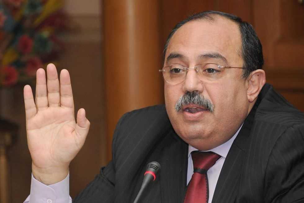 الدكتور محمد عبد الظاهر محافظ القليوبية والاسكندرية الأسبق