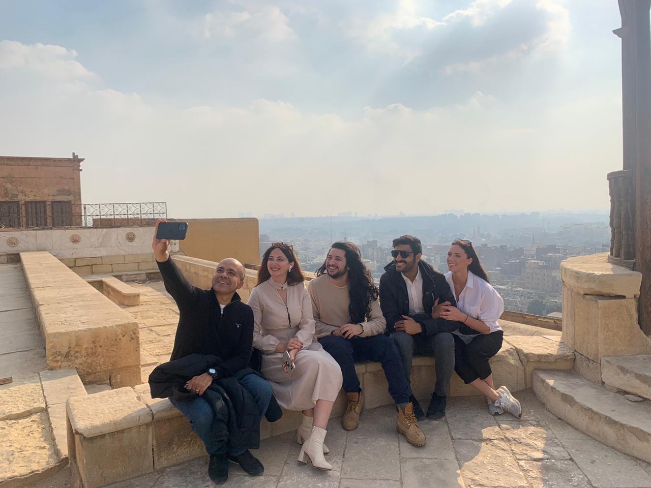 يوم السياح العربي