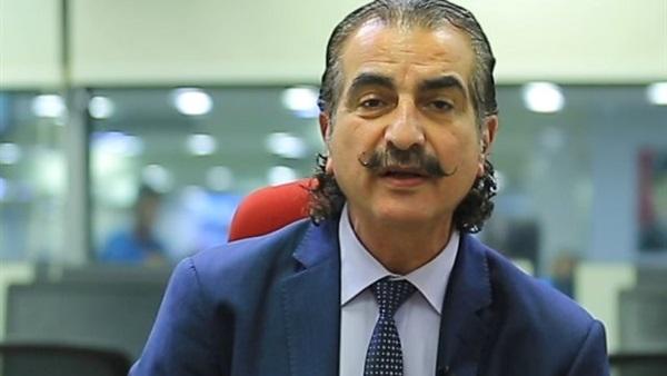 عصام شلتوت، الكاتب الصحفي والمحلل الرياضي،