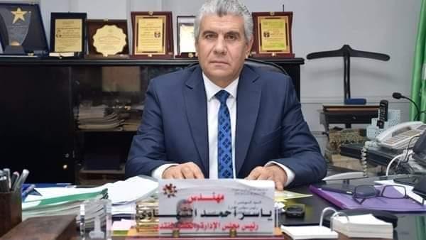م ياسر الشهاوى رئيس مياه المنيا