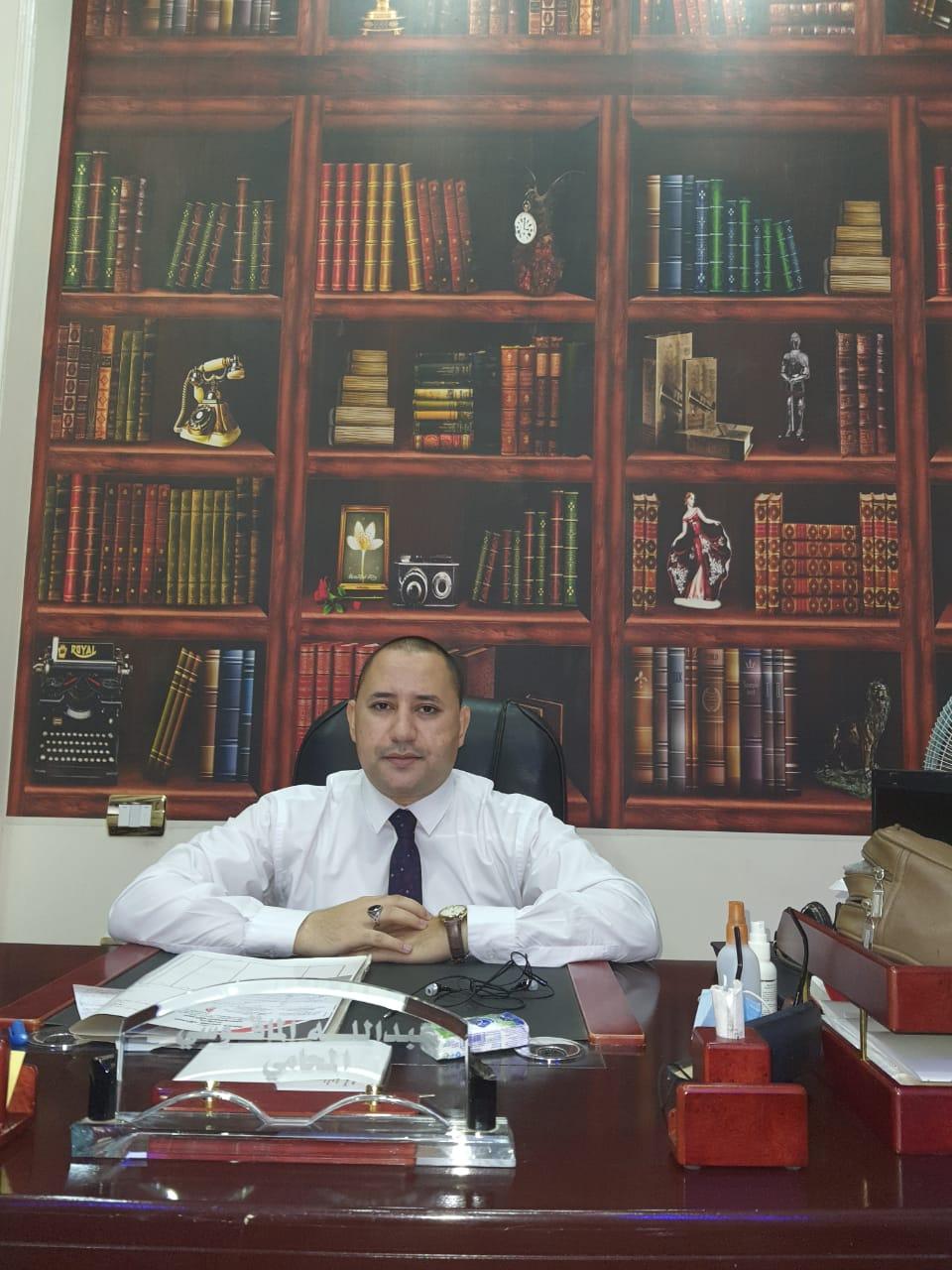 محامى المتهم الثانى عبد الله الماقوسى