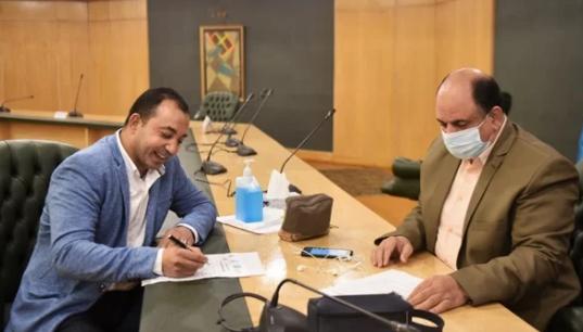 الصحفي هيثم بطاح