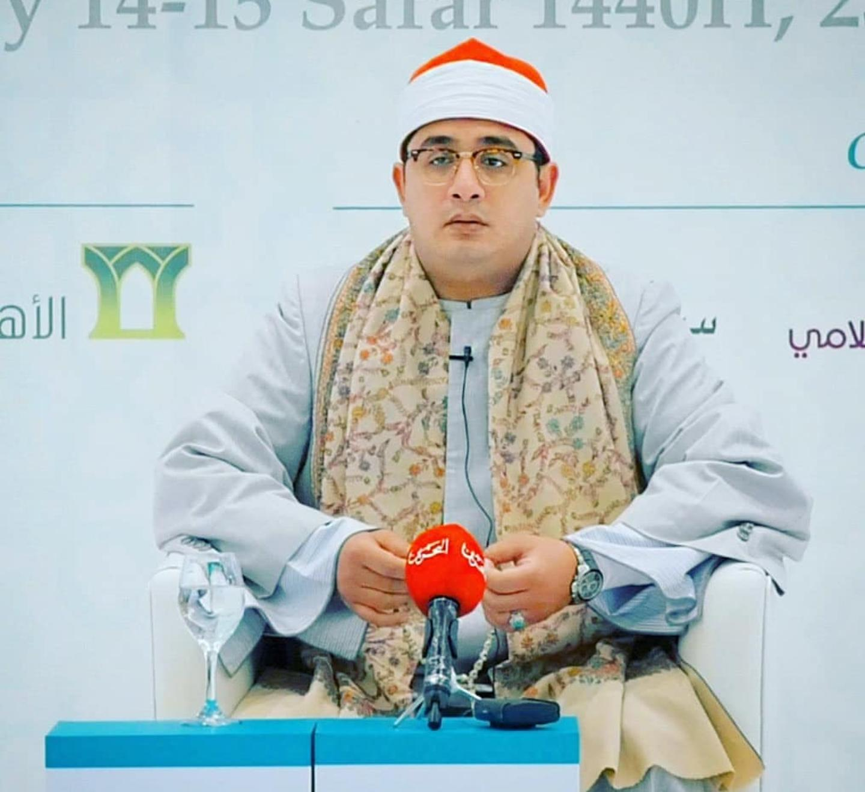 الشيخ محمود الشحات