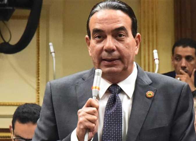 الدكتور أيمن أبو العلا، وكيل لجنة حقوق الإنسان بمجلس النواب