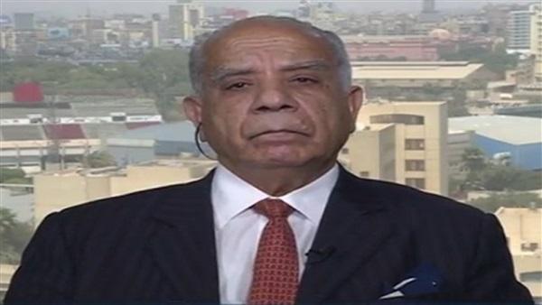 السفير إبراهيم الشويمي، مساعد وزير الخارجية الأسبق،