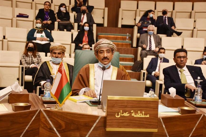 سفير عُمان بالقاهرة عبد الله الرحبي