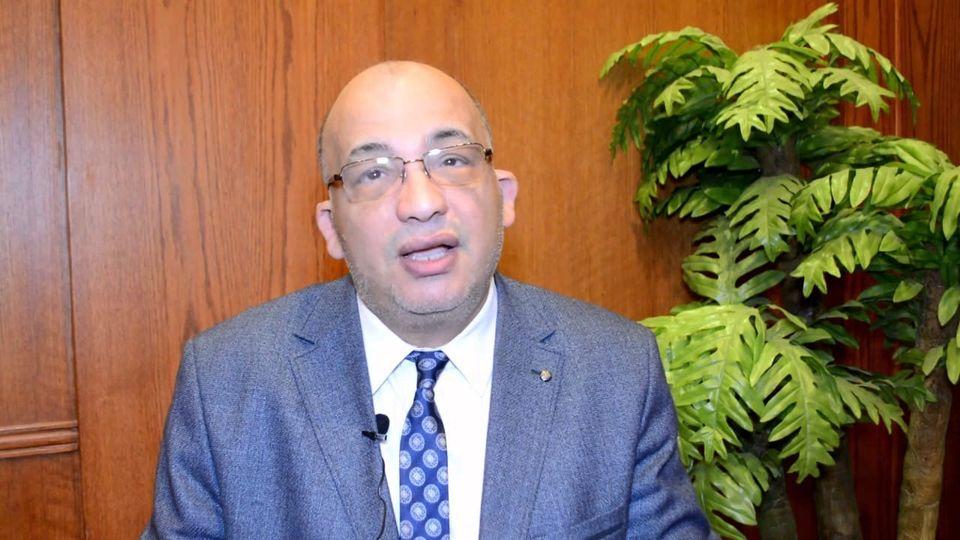 د. محمد وهدان