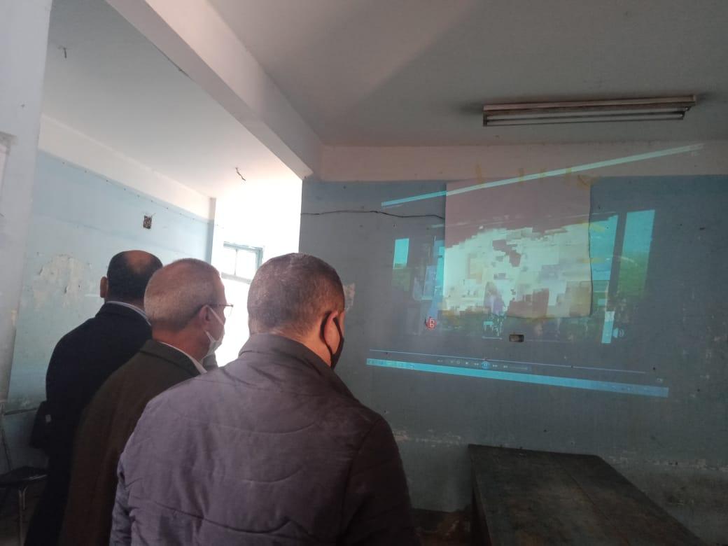 تعليم المنيا يحتفل بعيد المحافظة القومى