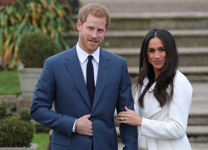 الأمير هاري وميجان