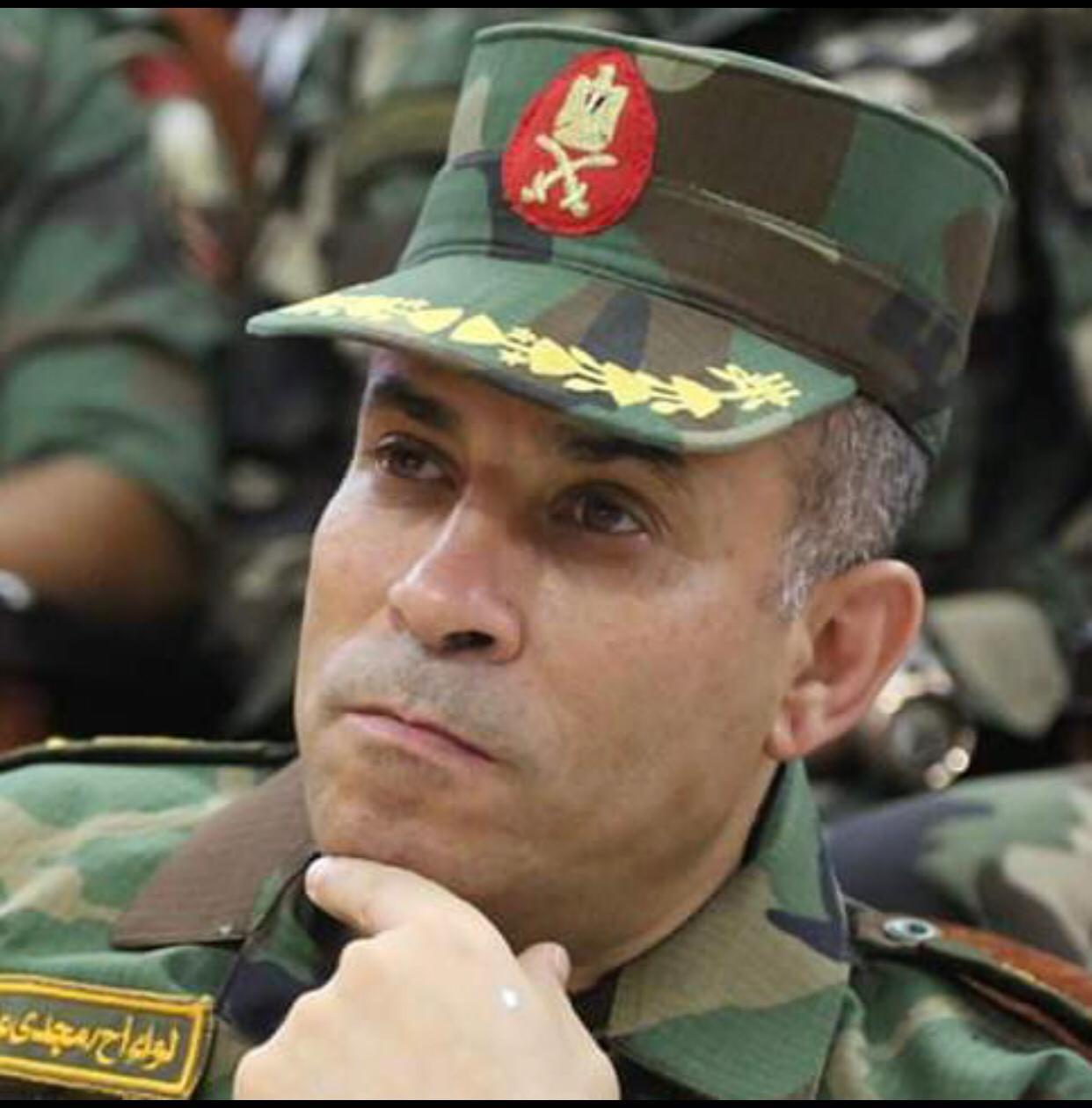 اللواء أركان حرب مجدى ابو المجد