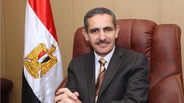 محافظ الغربية الدكتور طارق رحمي
