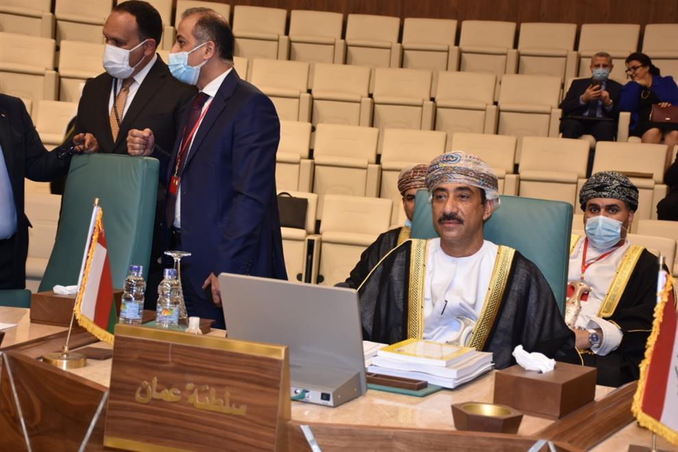 سفير سلطنة عمان بالقاهرة
