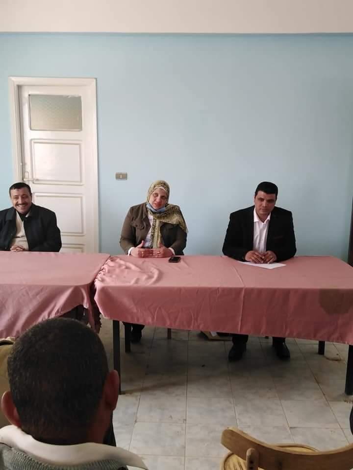 لقاء بمركز أعلام المنيا حول الاسرة