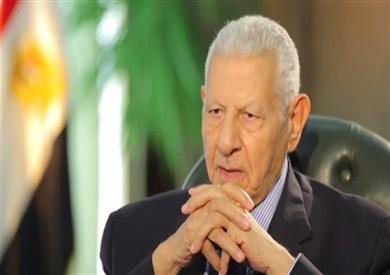 الصحفى الكبير مكرم محمد أحمد