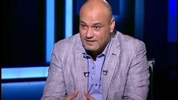 الكاتب الصحفي، خالد ميري