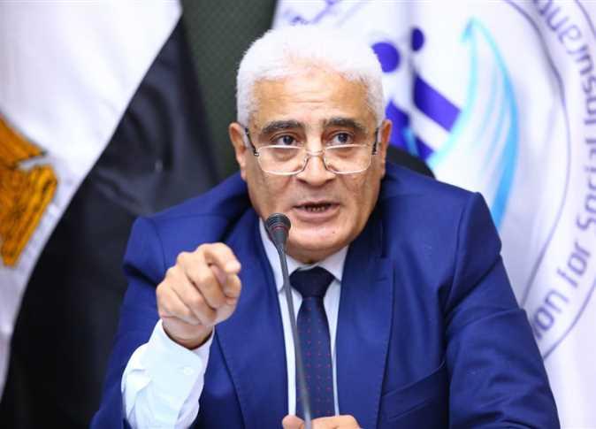 اللواء جمال عوض، رئيس الهيئة القومية للتأمينات الاجتماعية
